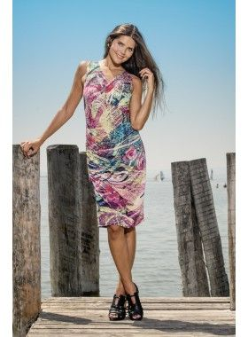 Louisa Okonye Ella Ruched Fitted Jersey Dress. Buy @ http://thehubmarketplace.com/Ella-Fitted-Ruched-Fitted-Jersey-Dress