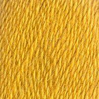 желтый - нежность козий пух и шерсть