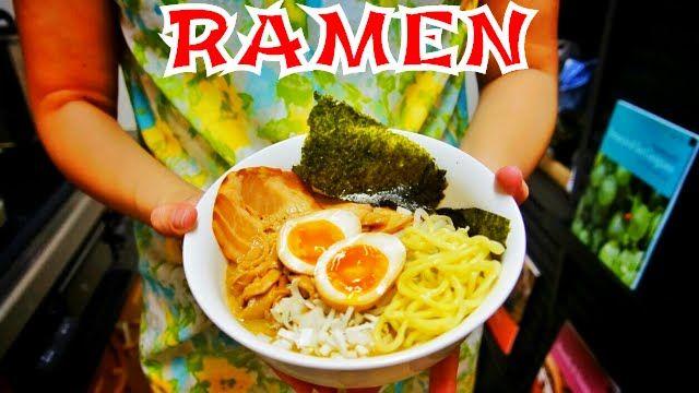 RAMEN - La ricetta per prepararlo a casa vostra