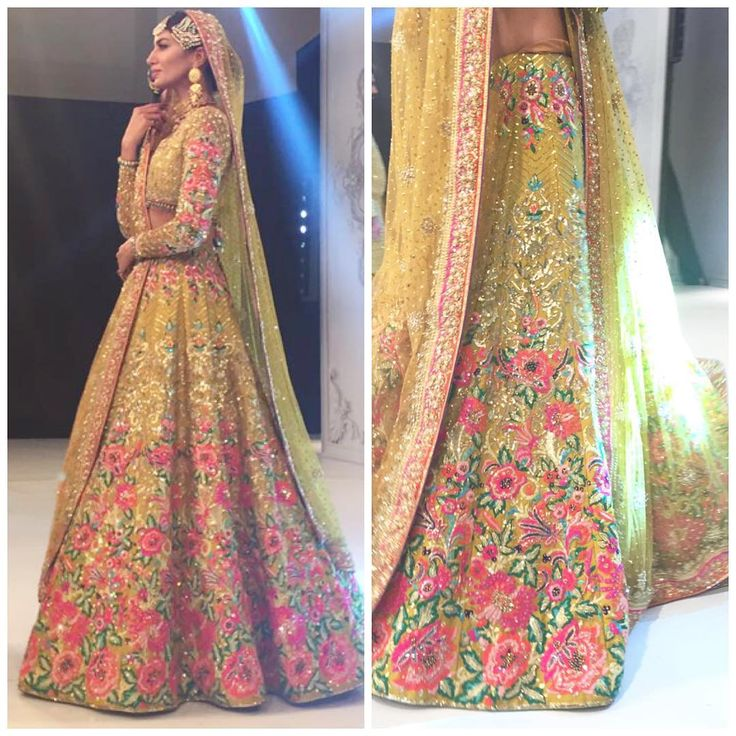 Nomi Ansari bridal Keep your finger on the fashion pulse!