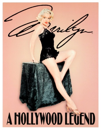 Cool Marilyn Monroe Hollywood Legend Posters pic #merilyn-monroe #hollywood