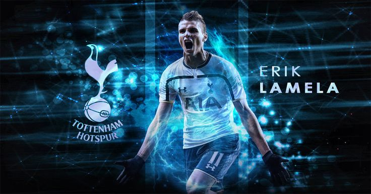 Erik lamela wallpaper