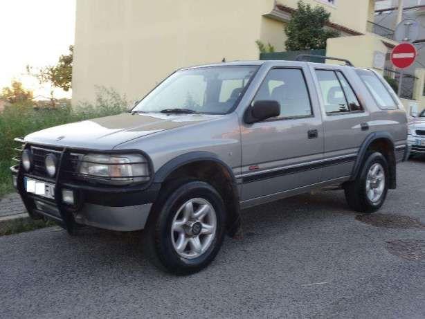 Opel Frontera 2.8 TDI Motor Isuzu Bom estado Urgente preços usados