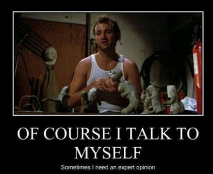"""In """"Caddyshack"""", not fully sane assistant groundskeeper ..."""
