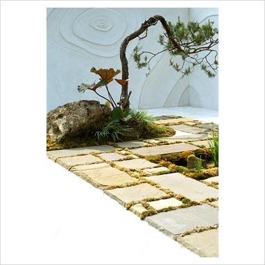 Contemporary Japanese garden - simply wonderful!