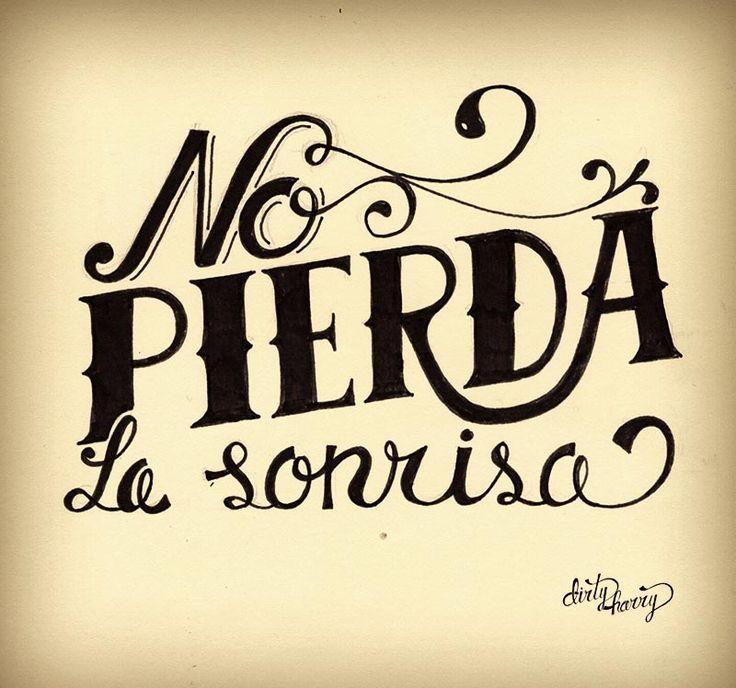 No pierda la sonrisa - www.dirtyharry.es