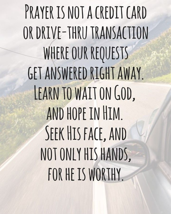 """""""We often seek God for what He can give us and not just for who He is . Our God is faithful and…"""""""