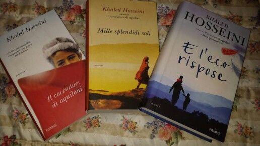 Hosseini: scrittore fantasioso e ammaliante.