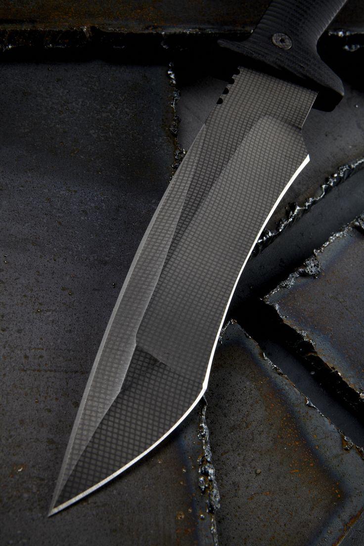 Mick Strider Custom Knives