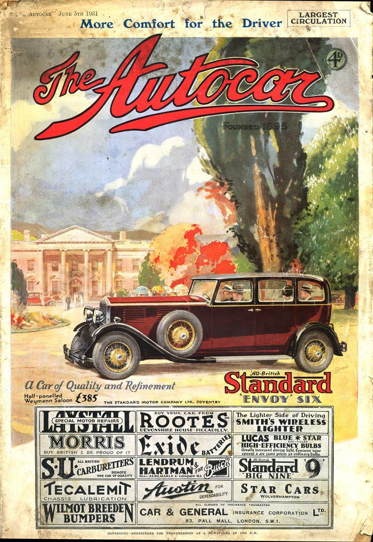Old Car Advertising Signs