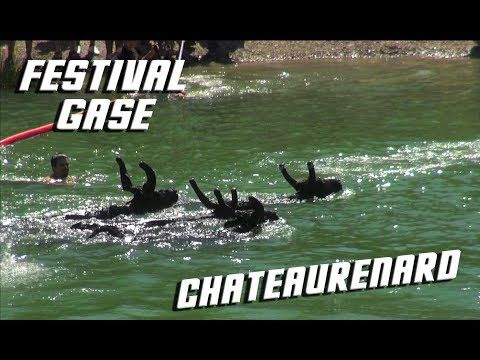 CHATEAURENARD Festival Gase 1718-06-2017 🐮 - YouTube