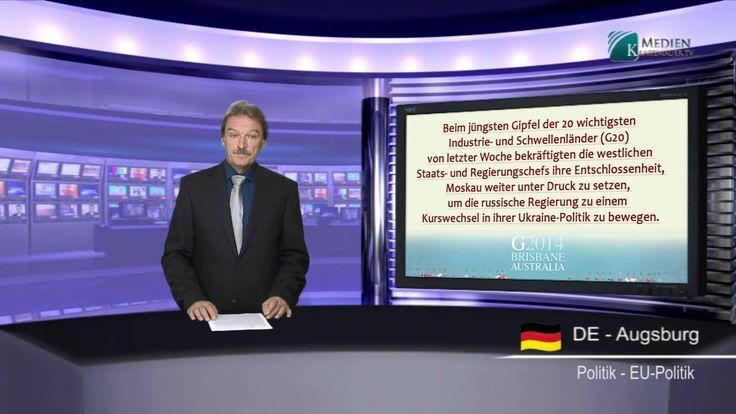 Wiederholte Sanktionsdrohungen gegen Russland - Programm? (klagemauer.tv)