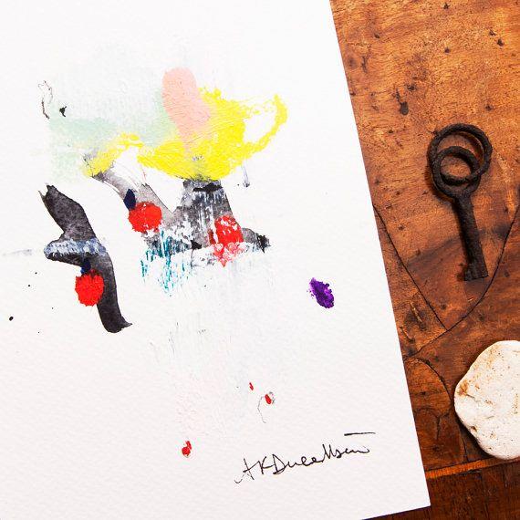 "Small Abstract Painting ""Conversations IV"" with yellow and green, original painting #abstractart #acrylicpainting #minimalistpainting #largeabstract #duealberi #interiorstyling #homeart #paintings #wallart #modernart #interiors #interiordesign #hotelart #contamporaryart #interiorstyling #canvasart #largeart #madeinitaly #contemporaneo #setdecor #artstagram"