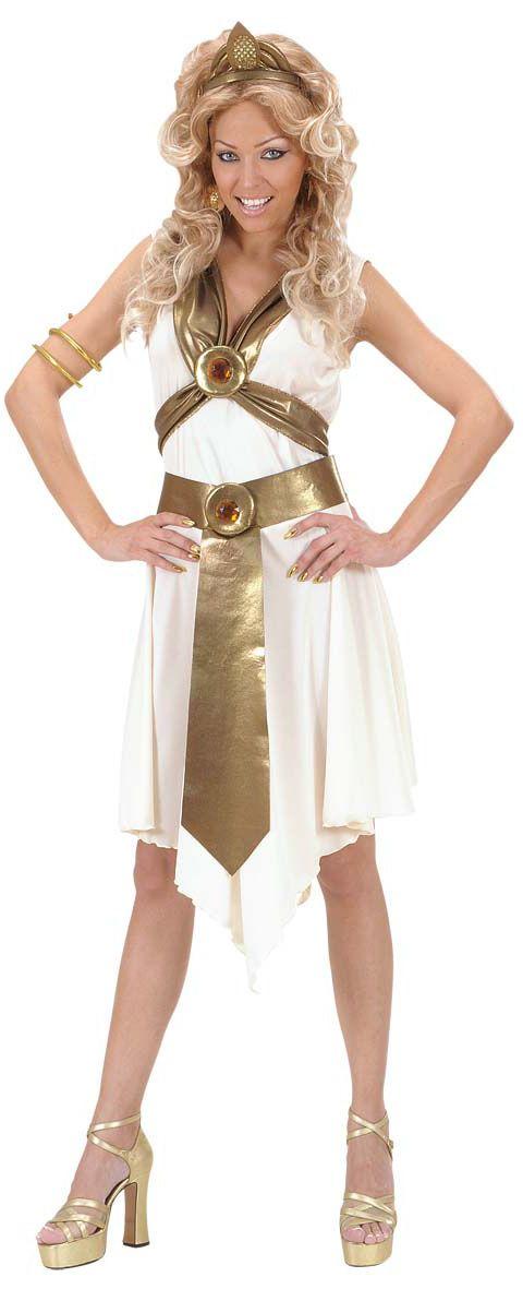 Robe romaine femme : Déguisement de romaine