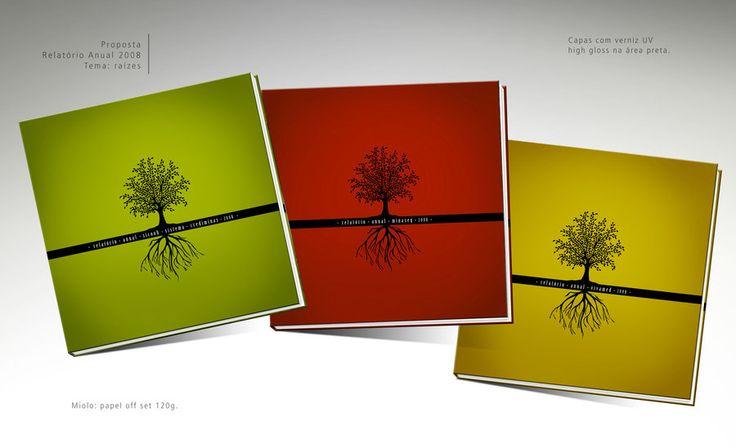 Capas para Relatorio Anual by bernardosilveira on DeviantArt