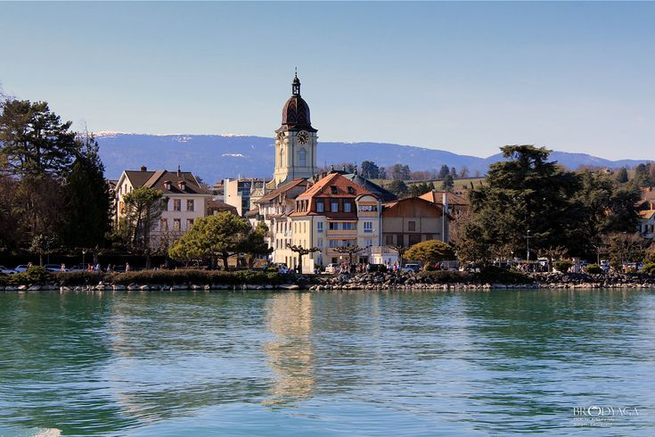Morges travel photo | Brodyaga.com image gallery: Switzerland, Vaud
