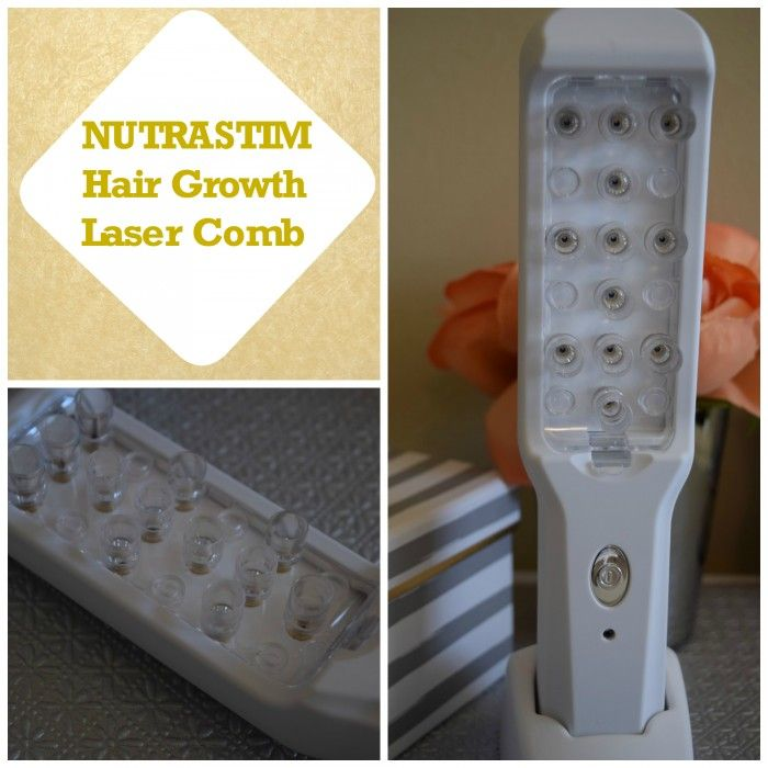 #sponsored Here is a great Beauty Tech way to deal with thinning hair or hair loss. The NutraStim laser comb. You can also get free Minoxidil with purchase. #nutrastimreview #beauty #lookgood