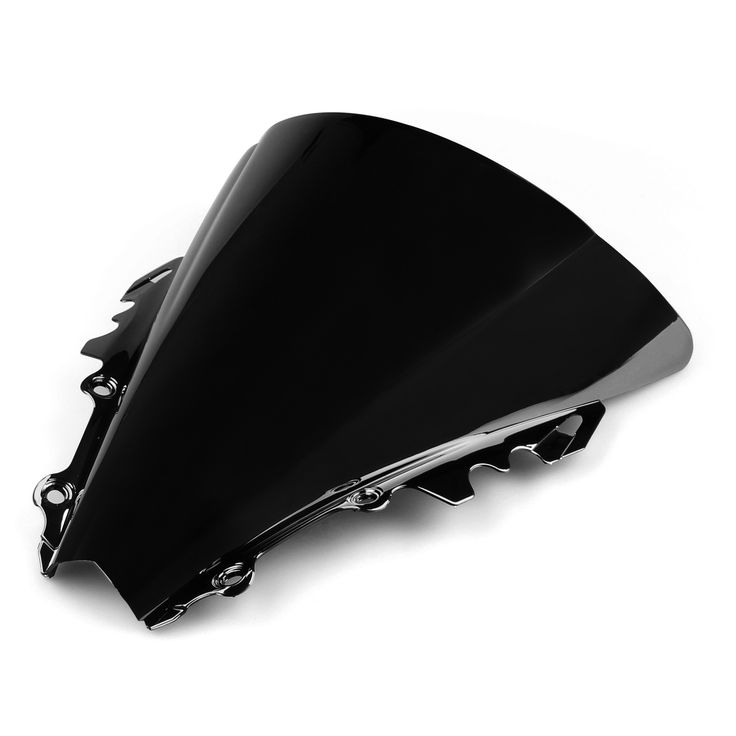 Mad Hornets - Windshield WindScreen Double Bubble Yamaha YZF R6 (2006-2007) Black, $16.88 (http://www.madhornets.com/windshield-windscreen-double-bubble-yamaha-yzf-r6-2006-2007-black/)