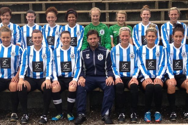 Ladies football club hit back in 'cash row' with Huddersfield Town ...