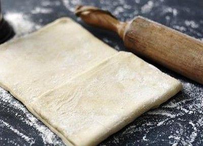 La recette de la pâte feuilletée express et légère |
