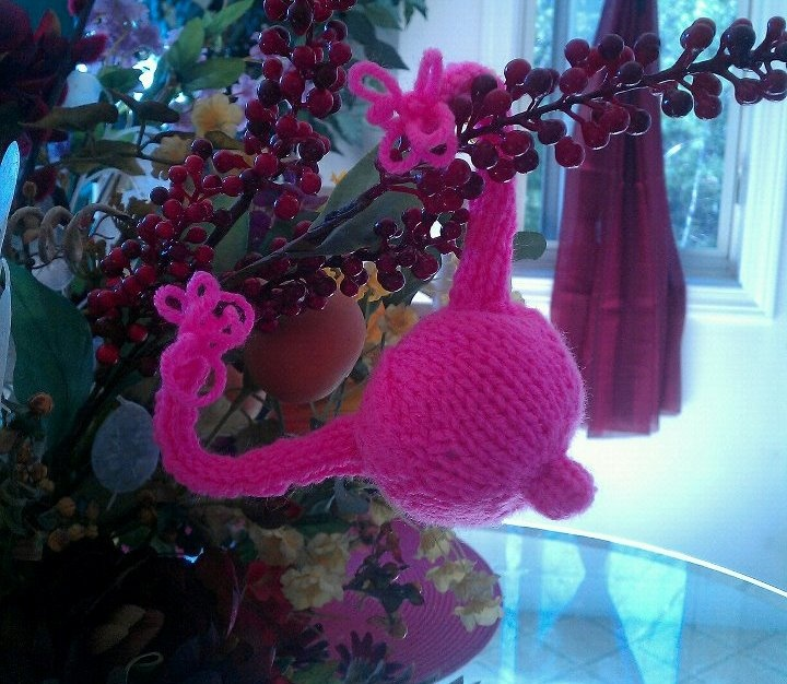 uterus endo knit uterus uterus pattern knitting work knit crocheted ...