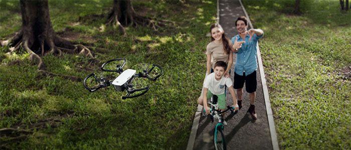 DJI SPARK - Drone โดรนติดกล้อง โดรนบังคับวิทยุ DJI Phantom 3 ราคาพิเศษ