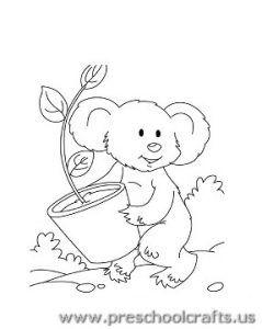 koala-coloring-pages-idea