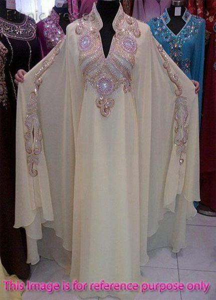 Glamorous Fashion Design Kaftan von Kunsthandwerkfüralle auf DaWanda.com