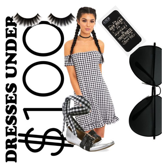 """""""Black-out"""" by melinanne on Polyvore featuring mode et Luxury Rebel"""
