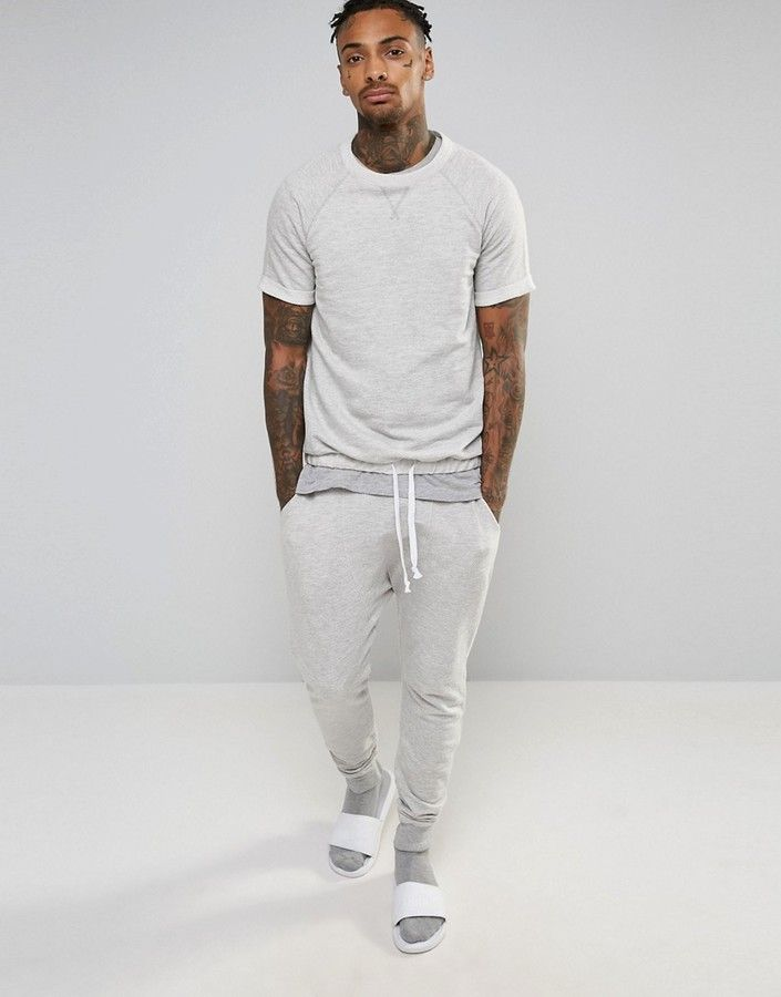 Asos Drop Crotch Jogger