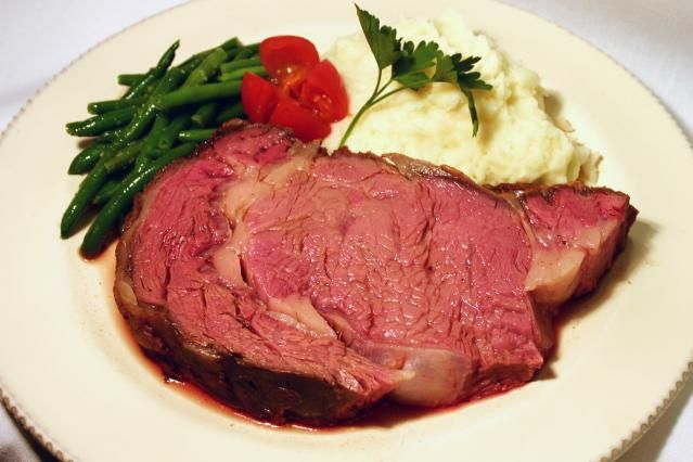What is Prime Rib? Prime rib is a classic roast beef preparation made from the beef rib primal cut, usually roasted with the bone in and served with its natural juices.