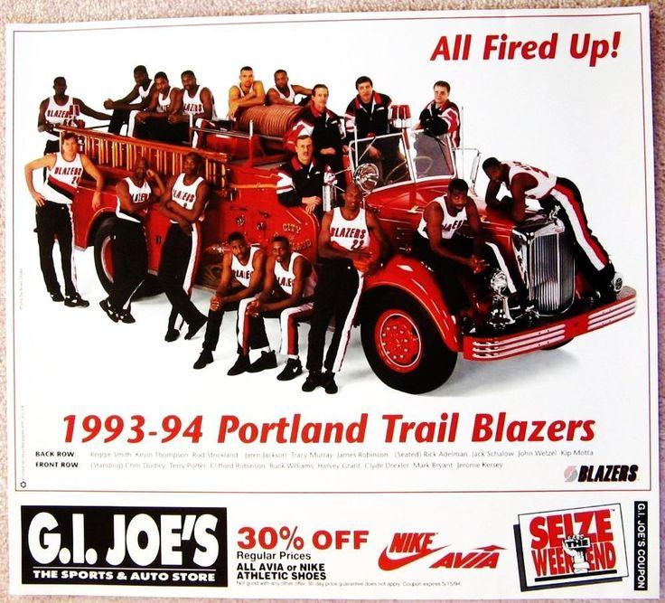 Blazers Portland Posters: 37 Best Portland Trail Blazers Images On Pinterest