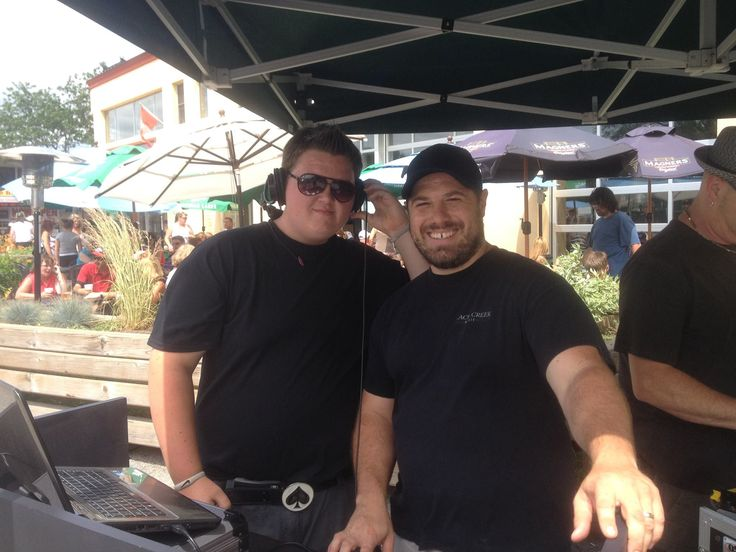 Big Brother Little Brother at WingFest 2014