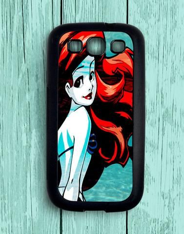 Ariel Mermaid In Under Sea Samsung Galaxy S3 Case