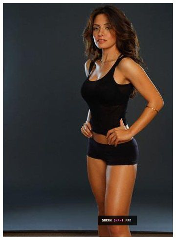Picture of Sarah Shahi. Yep it sure is a picture of Sarah Shahi. Yep.