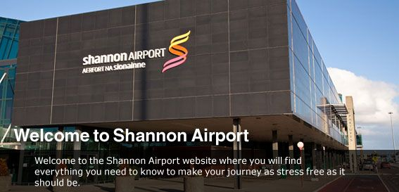 Shannon Airport | Flights, Arrivals, Destinations, Parking & Duty Free--less crazy then dublin then you are already at the west coast