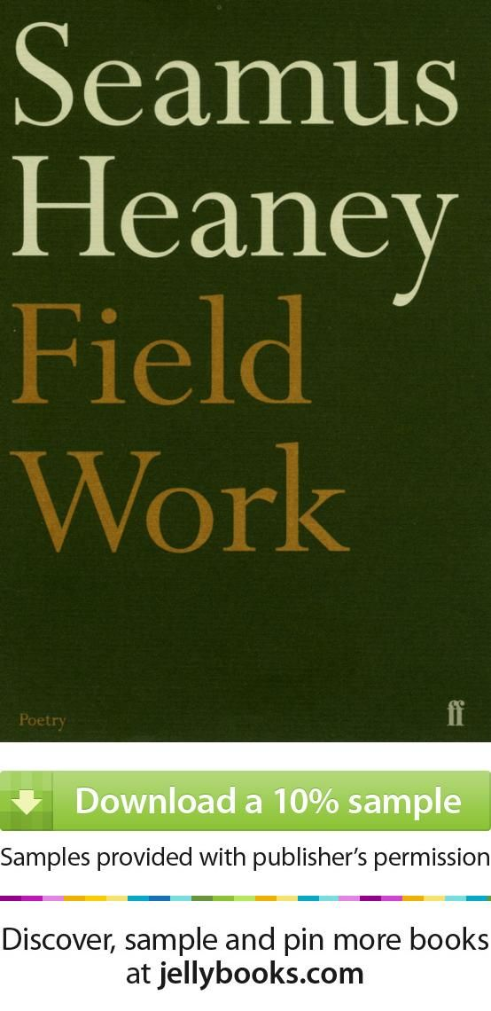 'Field Work' by Seamus Heaney