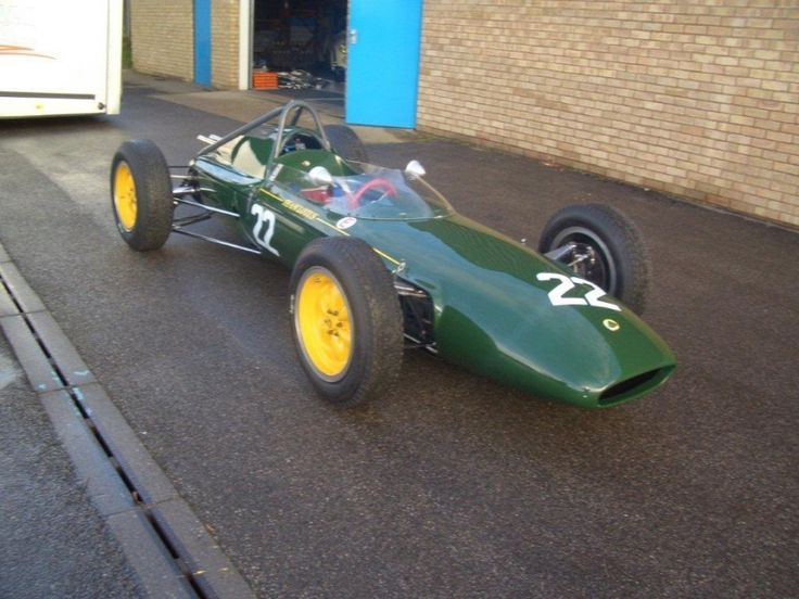 RaceCar-Ads.com | The best worldwide directory in race cars for sale! » Lotus 24 Climax V8 for sale