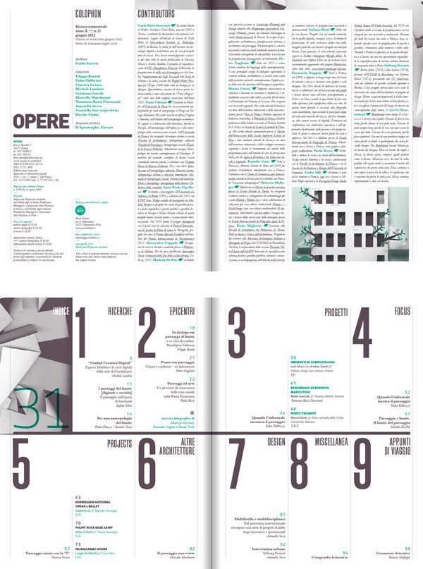 67 best contents images on pinterest editorial design for Table layout design