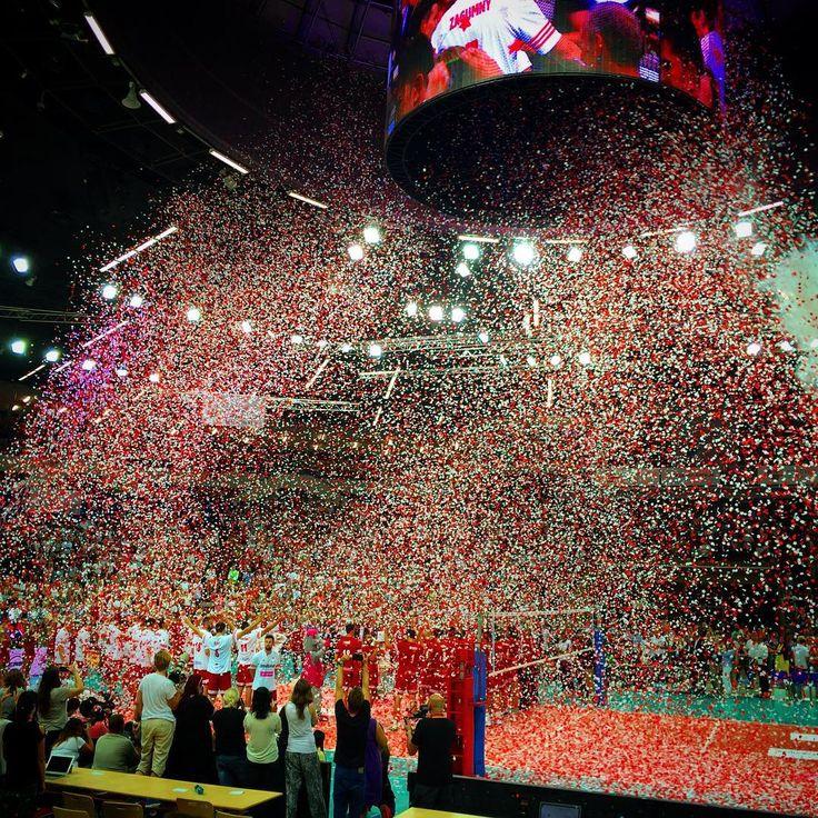 Pożegnanie Pawła Zagumnego z polską reprezentacją #Polska #reprezentacja #Zagumny #siatkówka #volleyball #Spodek #Katowice #meczgwiazd