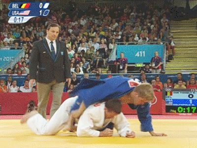 You'll Have An Entirely New Appreciation For Olympic Judo After Watching This Awesome Take Down