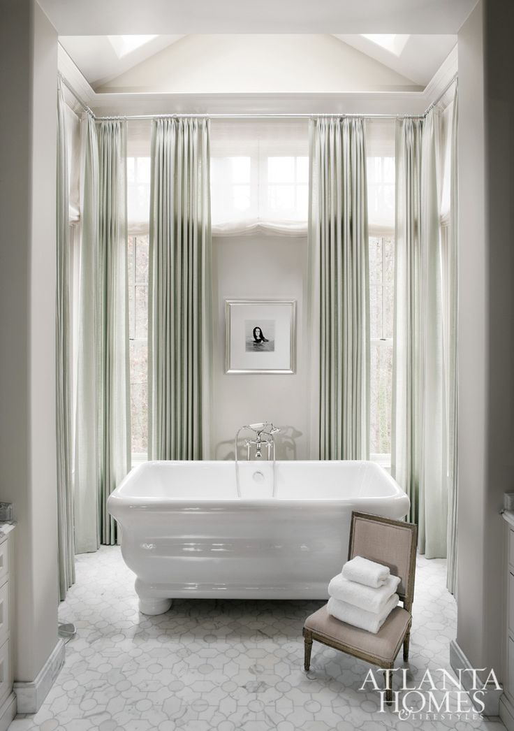 132 best ideas about baths on pinterest soaking tubs for Bathroom design atlanta
