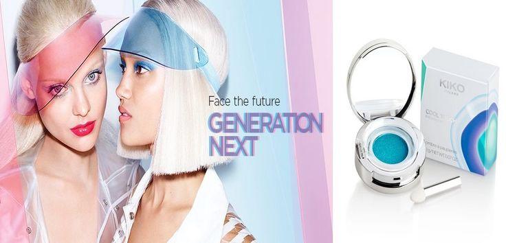 Generation Next, nueva colección de cosméticos Kiko - http://mujeresconestilo.com/generation-next-nueva-coleccion-de-cosmeticos-kiko/