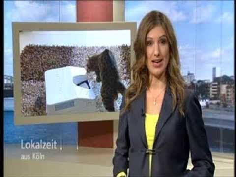 CATSOMAT Beitrag im WDR Fernsehen (Lokalzeit) - YouTube