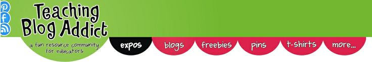 """""""Teaching Blog Addict (TBA) is the go-to destination for the best teaching tips on the web!"""""""