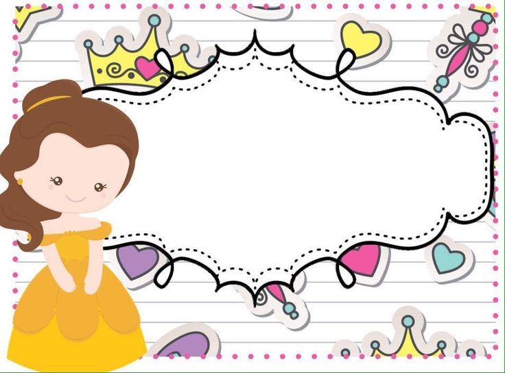 Marcos niñas (10) - Imagenes Educativas