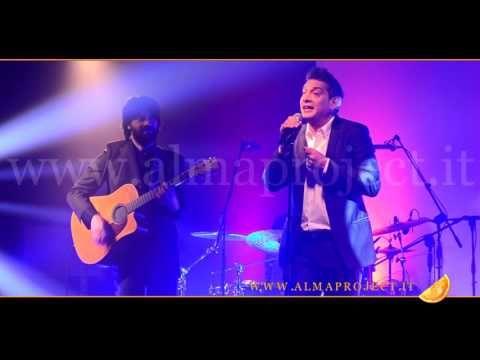 ALMA PROJECT - MDA Italian Pop Band - Tu vuo' fa' l'americano (R.Carosone…