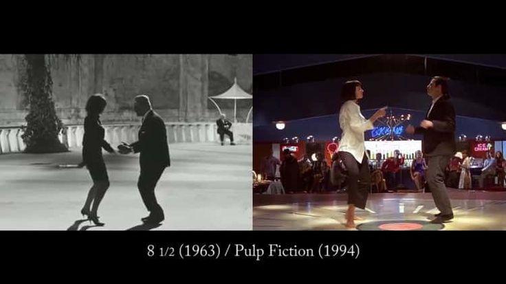 Quentin Tarantino's Visual References