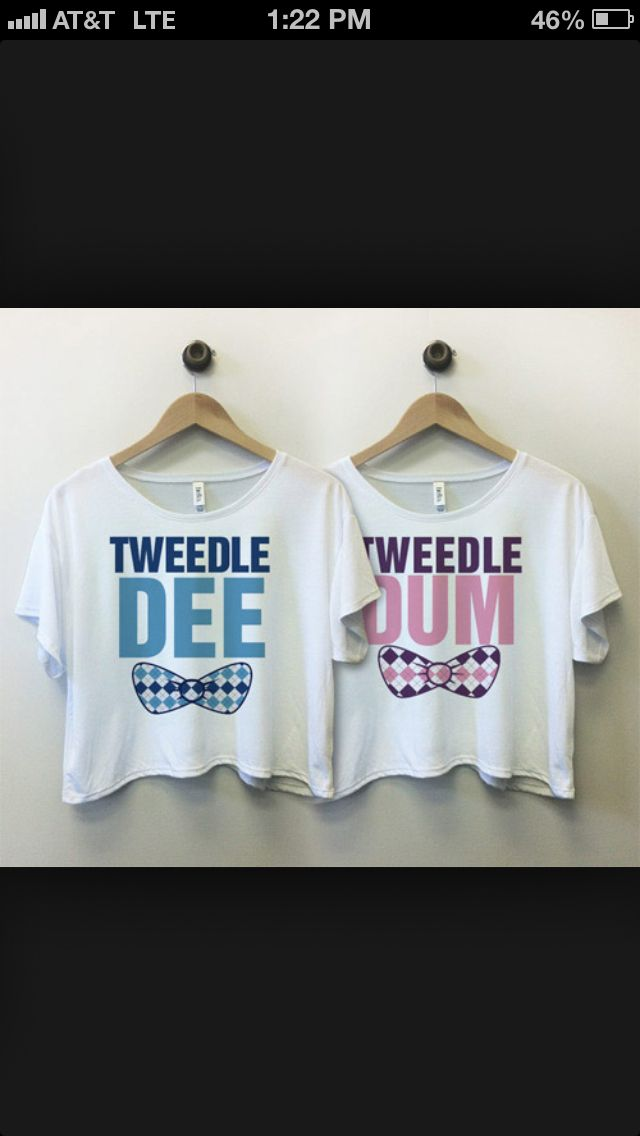 Best friend shirts WE SHOULD GET THIS