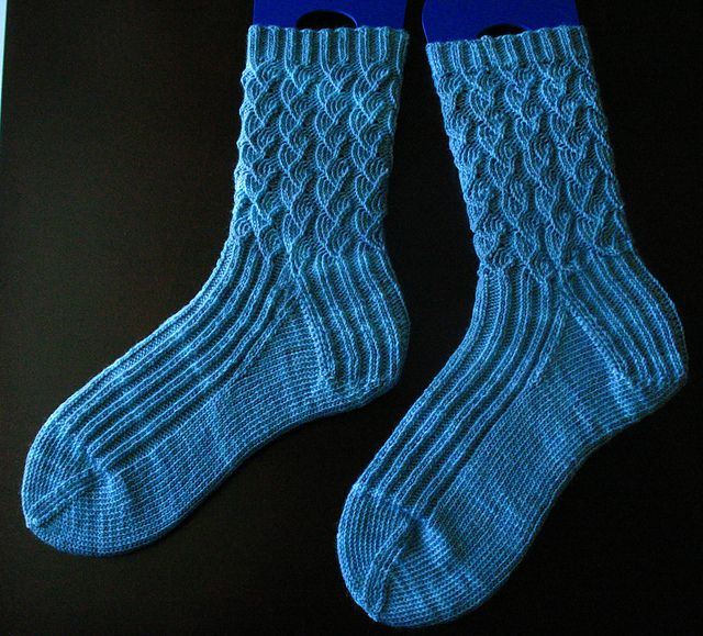 151 best images about Knitting - Socks on Pinterest Free ...